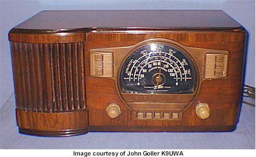 Year zenith by radio models Zenith Model
